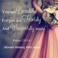 Women Walking With Jesus